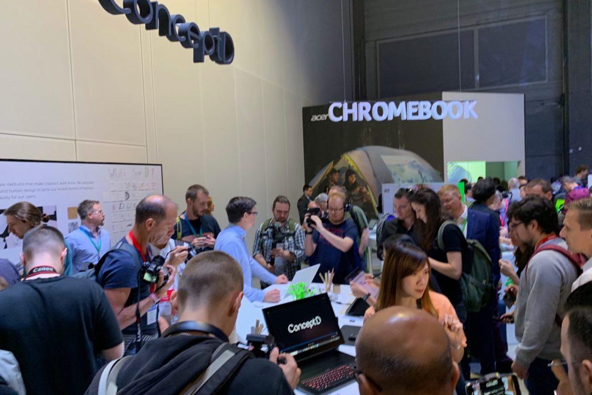 Acer Keynote 2019 – IFA Berlin