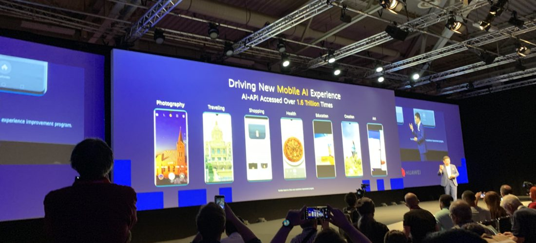 Keynote Huawei all'IFA 2019 di Berlino – Piccole news