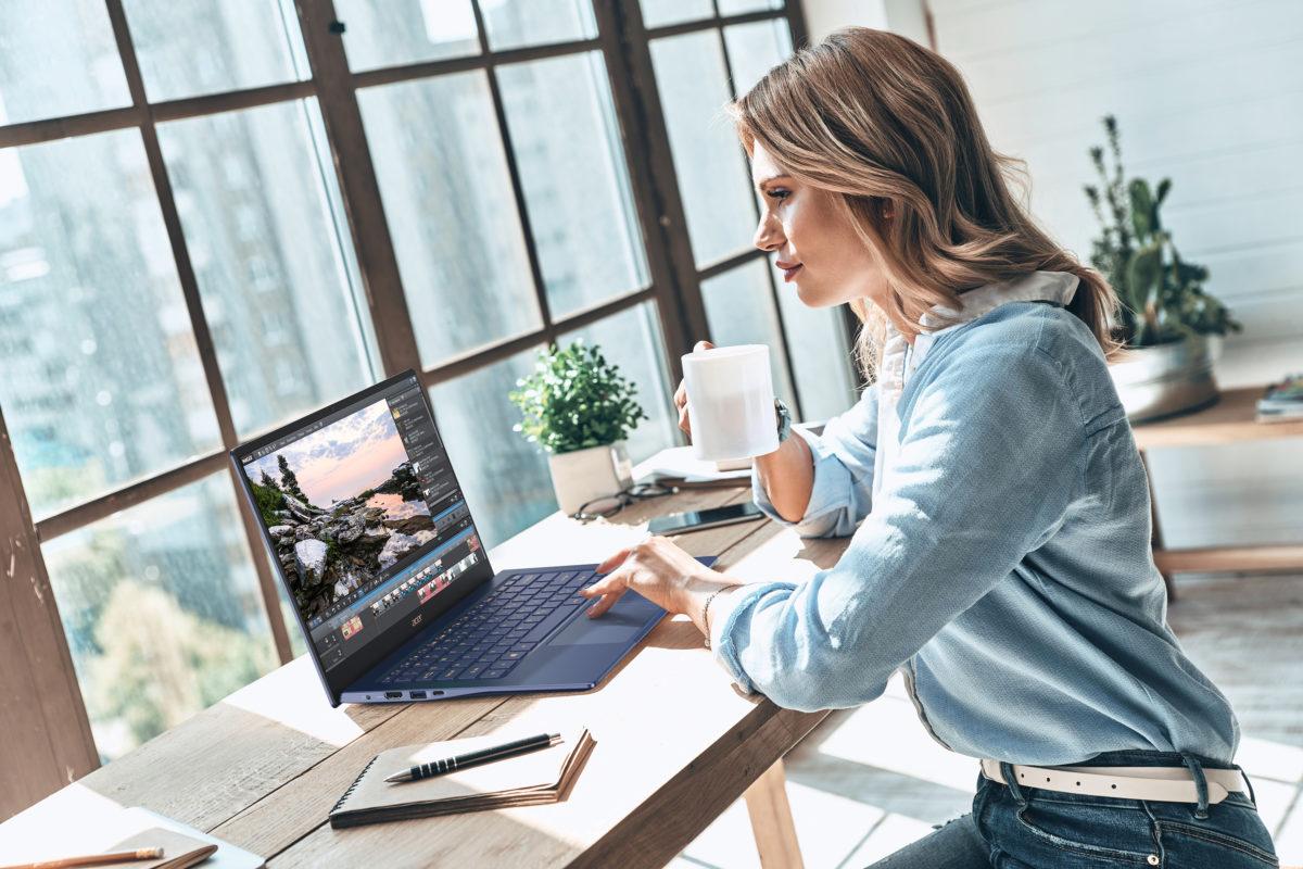 Notebook Acer Swift 5 presentato all'IFA 2019