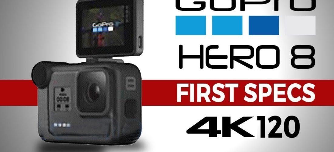 GoPro Hero 8 – Rumors