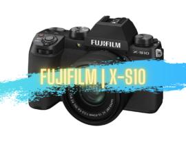 Fufjifilm X-s10 la Mirroless da battaglia di casa Fujifilm.